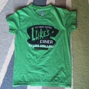 ☕️ Luke's Diner T-Shirt